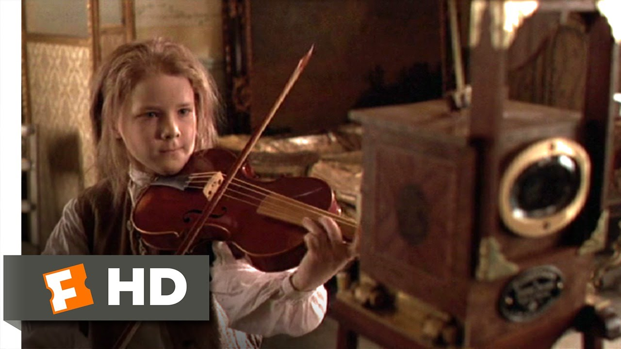 an analysis of the movie the red violin The red violin research papers the red violin is the story of a masterfully crafted violin that touches the lives of everyone it comes in contact with as it spans centuries as well as various countries.