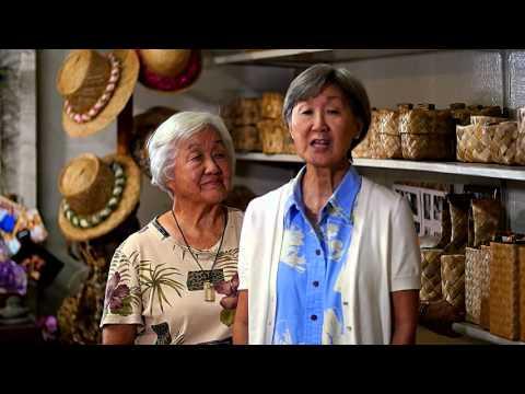 tourism-is-a-family-business---renee-kimura,-kimura-lauhala-shop