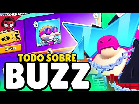 TODO SOBRE BUZZ, EL NUEVO BRAWLER ¡RECOMPENSAS DE… DE BATALLA REVELADAS! | Sneak Peek | Brawl Stars