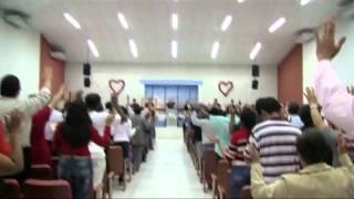 iigd ms quarta feira 29 09 2010 pastor josias cruz louvando ao senhor
