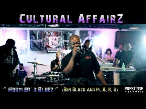Cultural Affairz ----HUSTLER BLUE