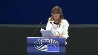 Intervento durante la Plenaria di Strasburgo di Patrizia Toia, europarlamentare del Partito democratico, sul Contributo dell'UE alla trasformazione dei sistemi alimentari mondiali per conseguire gli obiettivi di sviluppo sostenibile.