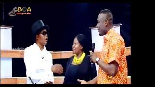 BENDOSON asali duo ya suka na Chant na Muana ya Papa WEMBA chez Papy MBOMA