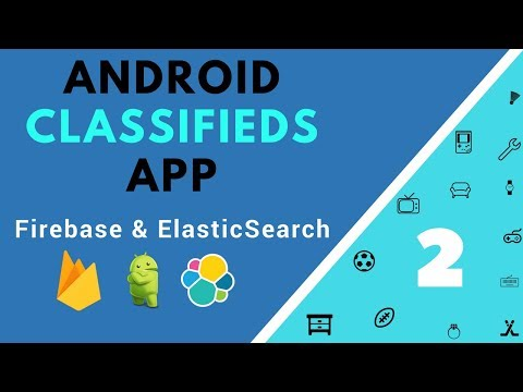 Getting Started - [Android Classifieds App]