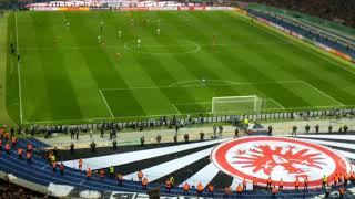 Eintracht Frankfurt - Bayern München Schlussphase mit entscheidendem Tor DFB Pokal 19.05.2018