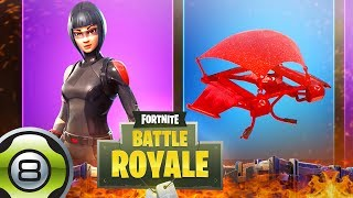 AGENT SECRET - BIG BONBON Glider - Items on the front page - Fortnite Battle Royale EN