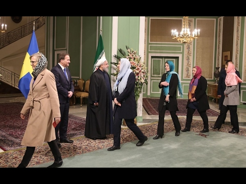 Hillel Neuer on Sweden's Kowtow to Iran's Forced Hijab, Misogynistic Mullahs
