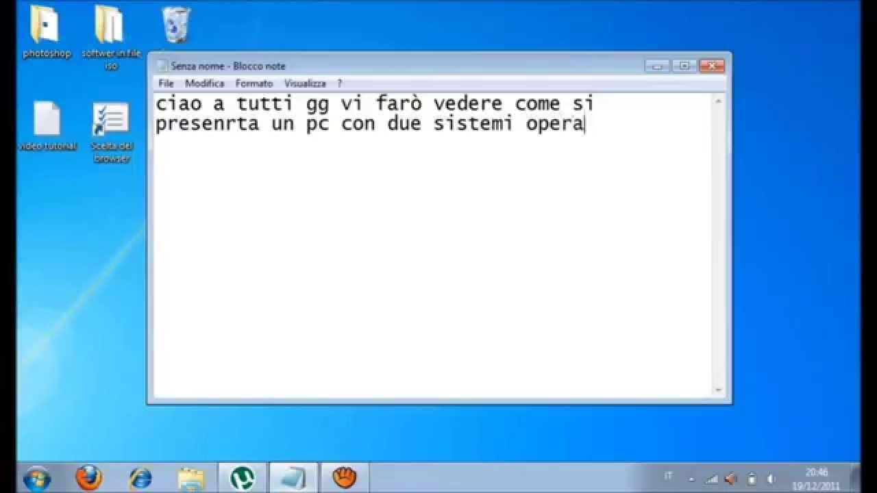 2 Sistemi Operativi In Un Pc W7 Ubuntu 1110