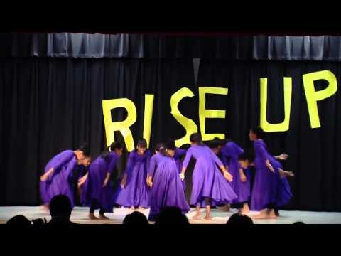 "Stonewall Tell Elementary School Presents ""Rise Up – Discovering Greatness"" Black History Program."