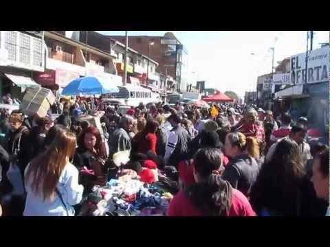 Guasu Saturday Market in Asuncion Paraguay