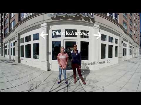 360° UConn Stamford Housing Tour | UConn