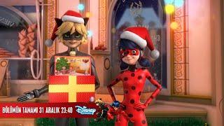 Yılbaşı Özel 1 ⛄🎄  Mucize Uğur Böceği ile Kara Kedi  Disney Channel Türkiye
