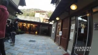城崎溫泉.木屋町小路 (2016.01.03)