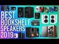 BEST BOOKSHELF SPEAKERS 2019 | TOP 10 BEST BOOKSHELF SPEAKER 2019