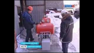 """""""Азербайджанский изобретатель"""" заставил гореть воду)))"""