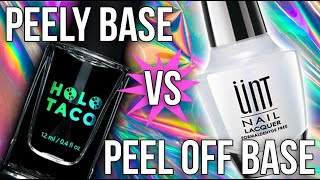 HOLO TACO Peely Base Coat Wear Test: how long does it last?? || KELLI MARISSA