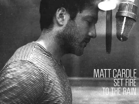 Matt Cardle  Set Fire To the Rain Acoustic HQ