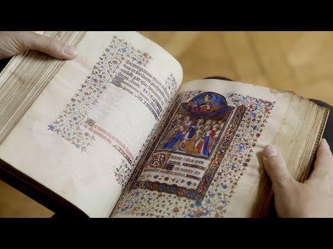 A beautiful masterpiece: The De Croix Book of Hours