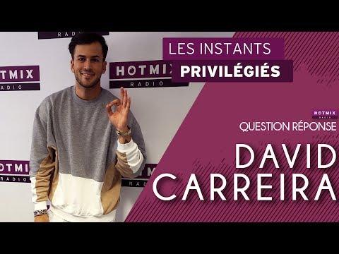 Le Question Réponse avec David Carreira