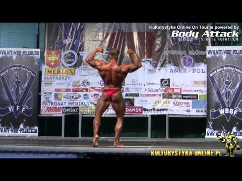 WFF/WBBF MP 2013 - bodybuilding classic men