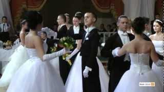 Венский бал Тюмень /The first Viennese ball is in Tyumen /
