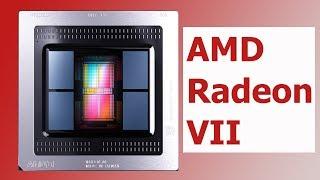 Всё что мы знаем о Видеокарте AMD Radeon VII. AMD Vega 20: 7 Нанометров