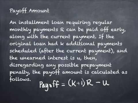 13.3 Truth in Lending