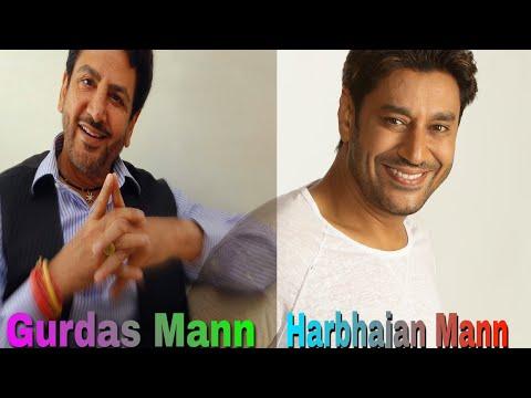 Gurdas maan & Harbhajan mann Interview