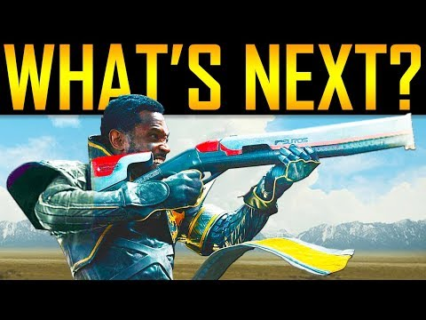 Destiny 2 - WHAT'S NEXT? An Uncertain Future... thumbnail