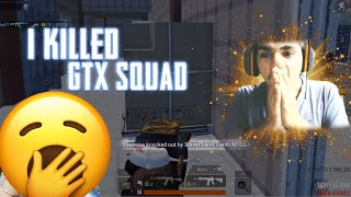 I KILLED GTX PREET AND HIS SQUAD😱!! Reacting to GTX PREET'S Point of View! PUBG MOBILE!