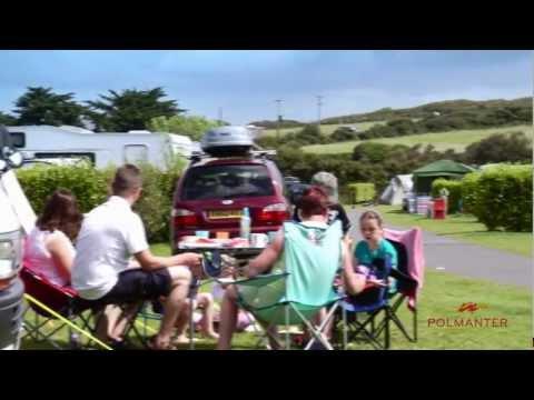 Polmanter Touring Park - St Ives, Cornwall