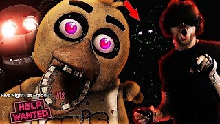 SERVICE THESE ANIMATRONICS OR GET ATTACKED! | Five Nights at Freddy's VR: Help Wanted #2