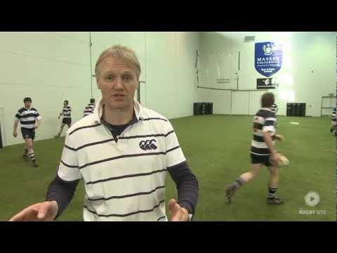 Rugby attack fundamentals with Joe Schmidt - Trailer