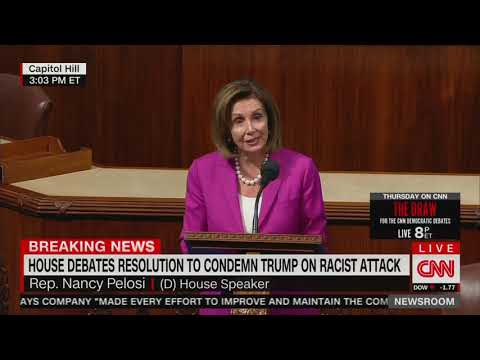 WATCH: House chairman scolds Nancy Pelosi for 'personality' attack on Trump on House floor