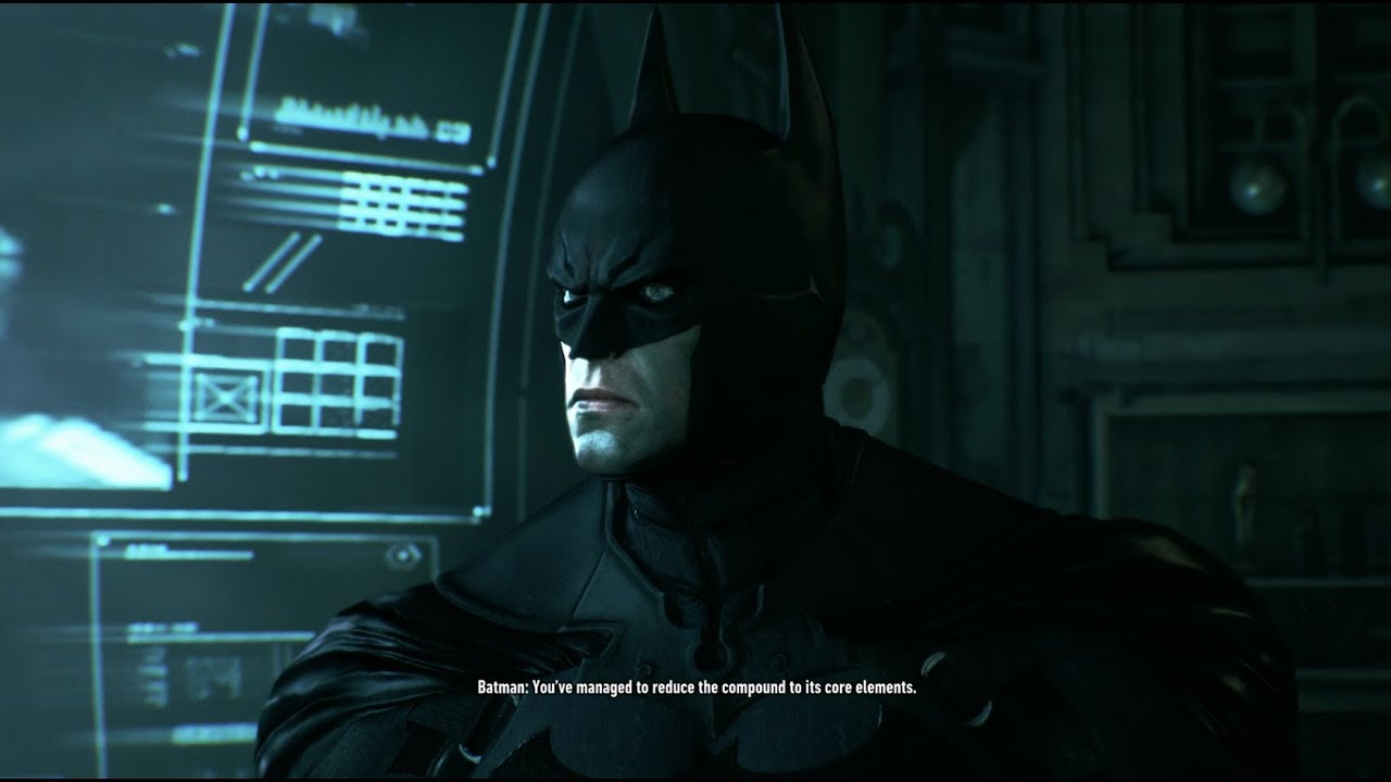 Batman: Arkham Knight (PC)(Arkham Origins Suit Walkthrough ...