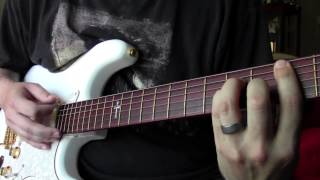 Guitar Lesson - Silverchair - Suicidal Dream