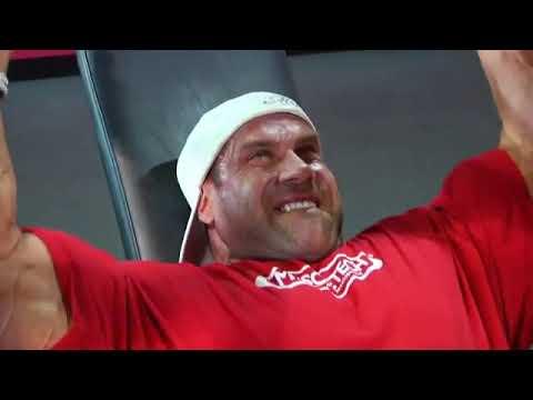 Jay Cutler Shoulders Training Clips  ..flv