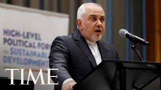 Iran Denies The U.S. Destroyed A Drone In The Strait Of Hormuz | TIME