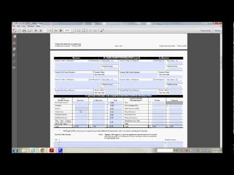 How to Fill Out a Mortgage Loan Application with Underwriting Guides
