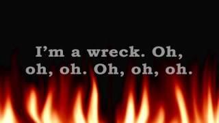 The Vamps - Dangerous (Lyrics on Screen)