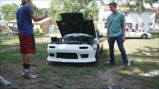 Video NA Miata Drift Car Body Kit Install! Rice or Nice? download MP3, 3GP, MP4, WEBM, AVI, FLV Agustus 2018