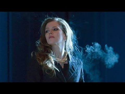 Barbara Hannigan in The Royal Opera's Lessons in Love and Violence