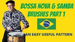 D4L Brushes Lesson #9 - Bossa Nova and Samba Brush Patterns