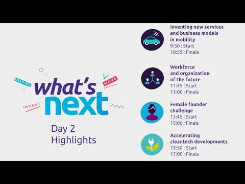 What's Next - Vivatech Live Stream - Day 2