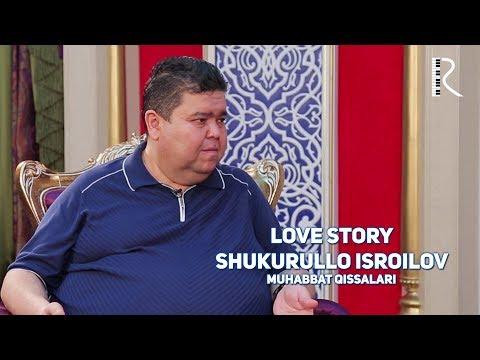 Love Story - Shukurullo Isroilov (Muhabbat Qissalari) #UydaQoling