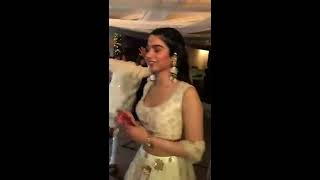 Anil kapoor Bhangra Dance with sonam kapoor in Sangeet Ceremony