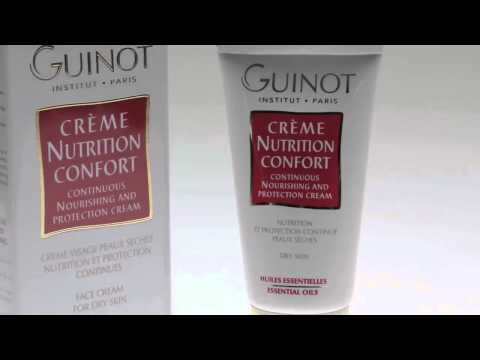 Leonilla comments on Guinot Creme Nutrition Confort, www.skinmaze.com