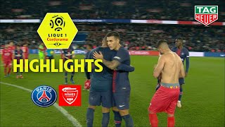 Paris Saint-Germain - Nîmes Olympique ( 3-0 ) - Highlights - (PARIS - NIMES) / 2018-19