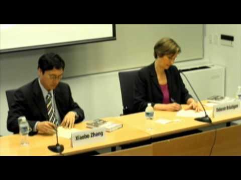 China Africa Seminar - May 17, 2010 - Q and A