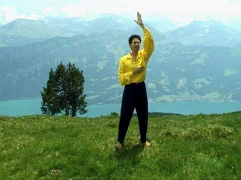 5 Elements Tai Ji (Tai Chi) with Andieas D.Hofmann in the ...